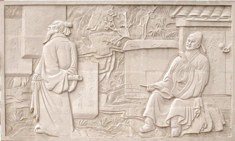 雕花-中式石雕 016