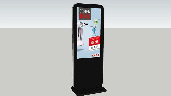 KARE 20296 LED显示数字WiFi信号图腾20306 指示牌 手机 冰箱 垃圾箱 称