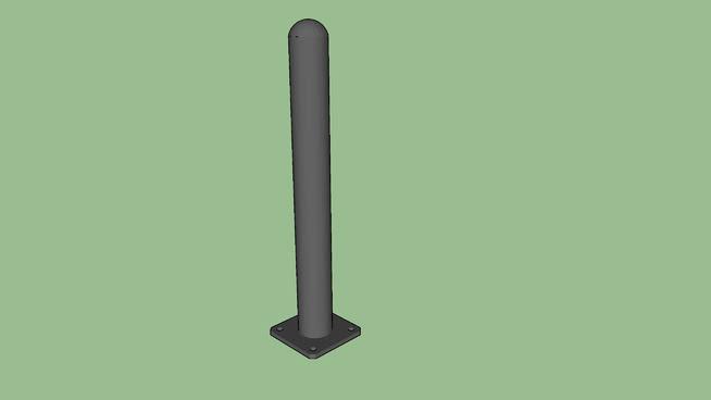 R-7236钢制栓系柱 钉子 方尖碑 铲子 钩子 火柴