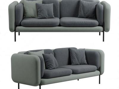 比利时 Recor Home ARCHIDUC 现代双人沙发