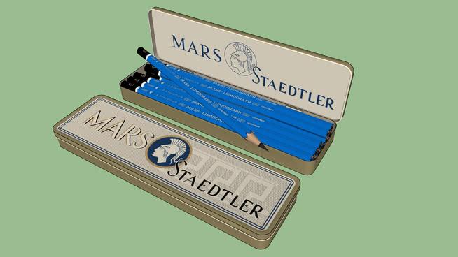 斯塔德勒火星仪 磁带 口琴 卷笔刀 圆规 打火机