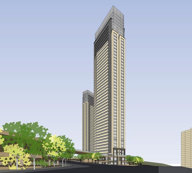 现代公寓SU模型