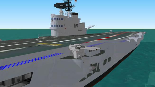 HMS威严等级CVL 航空母舰 潜艇 集装箱船 飞机