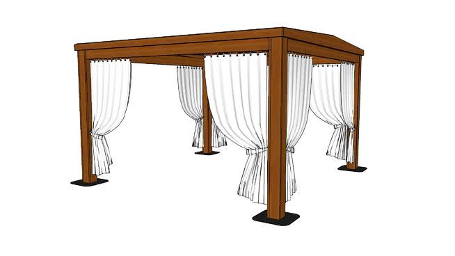 22866×3.80×3,80×2.45 桌子 家具 椅子 书桌 台灯