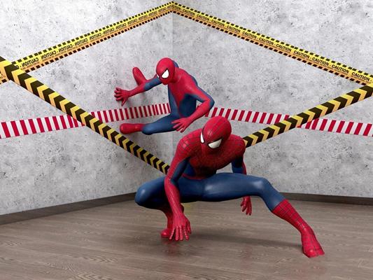 蜘蛛侠手办模型 现代玩具 蜘蛛侠 复仇者联盟 复仇者 手办 儿童玩具