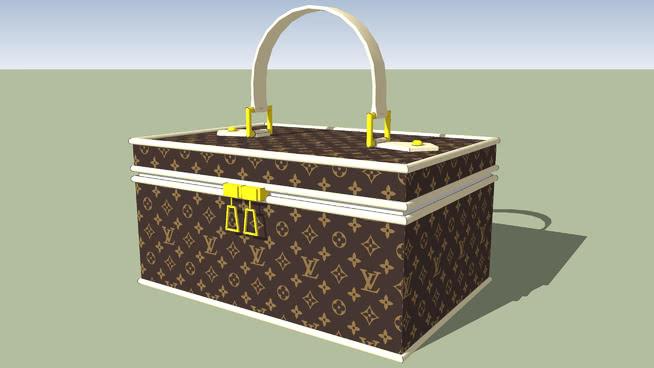 路易·威登袋 篮子 杂物筐 箱子