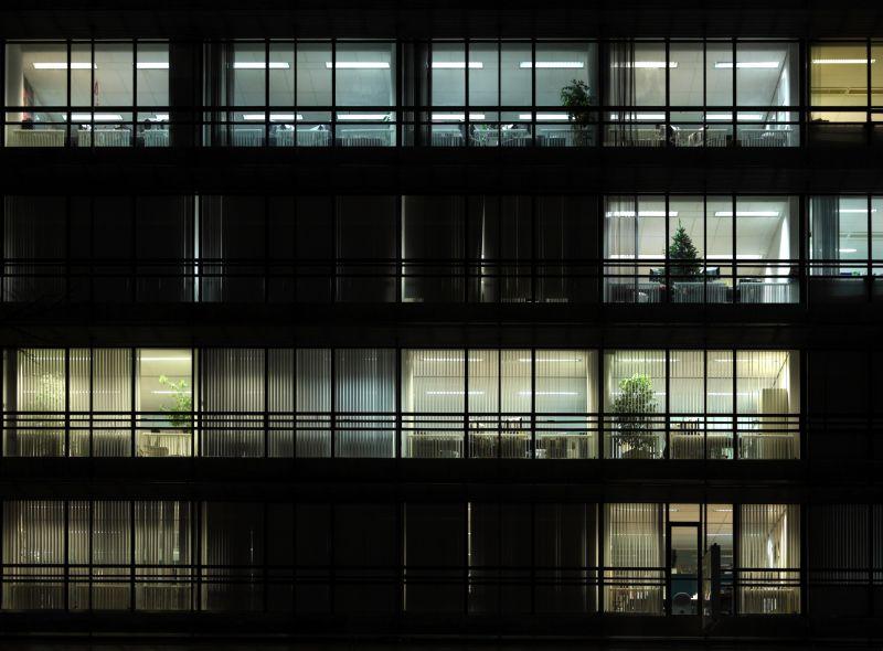外景-夜晚窗户 37