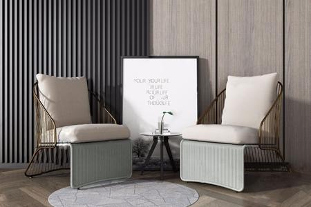 现代户外休闲椅 现代户外椅 休闲椅 茶几 边几