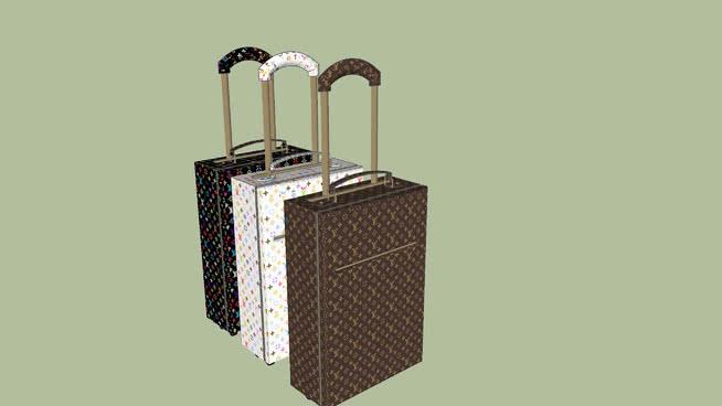 路易威登·卢格质押 箱包 包 打火机 号码锁 饰品