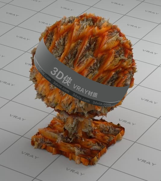 珊瑚Vray材质下载