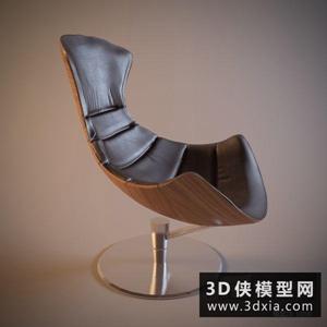 现代旋转椅子