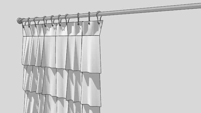 浴帘 衣物 绳索 室外 其他