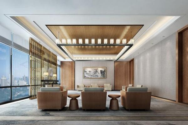 现代办公室接待室 接待室 贵宾室 单人沙发 接待室 贵宾室 单人沙发