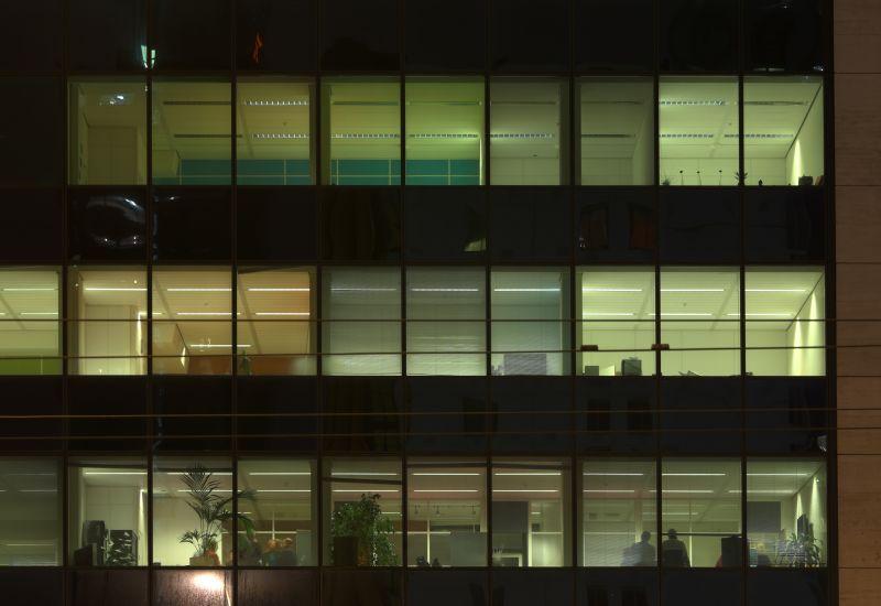 外景-夜晚窗户 39