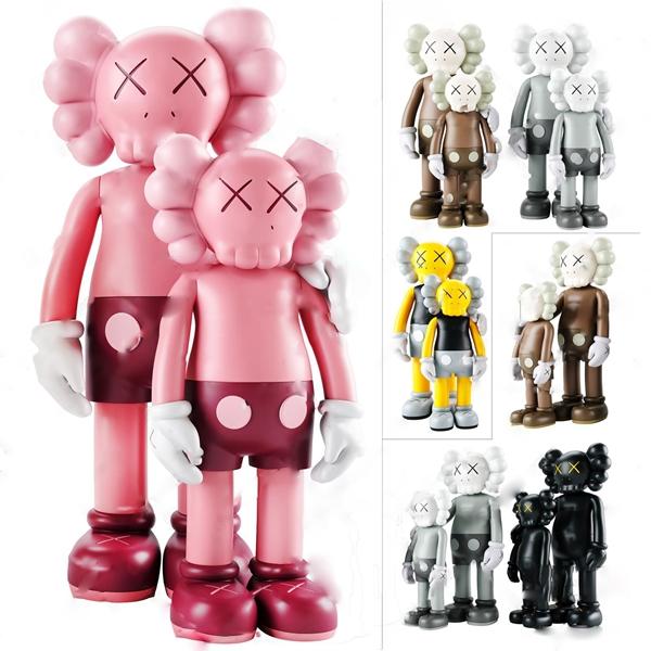 OriginalFake Kaw 站立玩具雕塑摆件