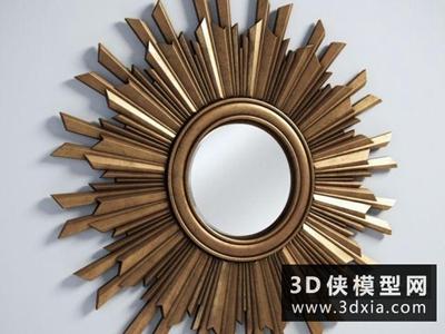 欧式太阳镜子