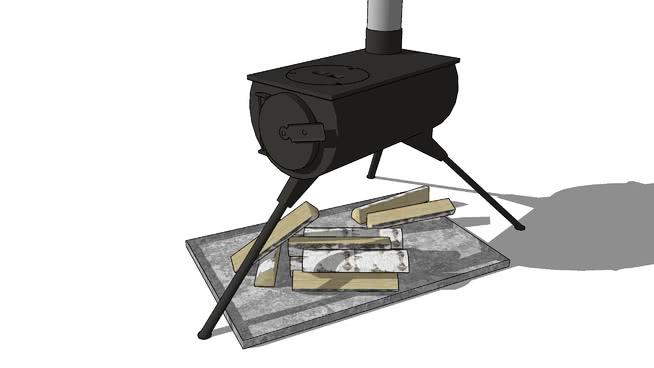 outbacker边疆帐篷炉 台灯 老鼠夹 聚光灯 麦克风 椅子