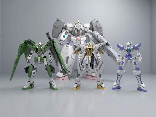机动战士高达00模型 现代玩具 机动战士 高达