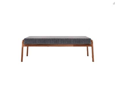 新中式床尾凳 新中式凳子 床尾凳