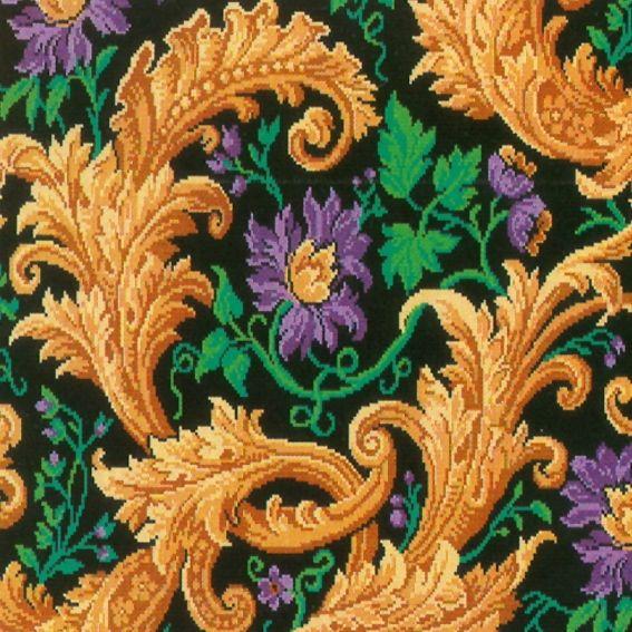 地毯-时尚花毯 092
