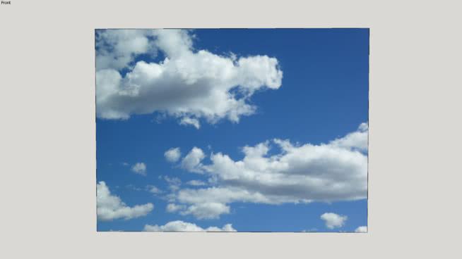 完美天空 相框 天空 画 监视器 显示器