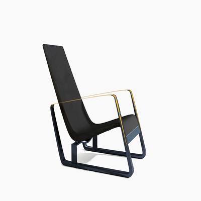 瑞士 VITRA 现代休闲椅 现代躺椅 休闲椅 瑞士 VITRA