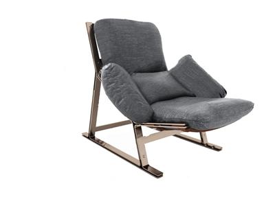 意大利 Arketipo 休閑椅 現代躺椅 單人椅 休閑椅 意大利 Arketipo