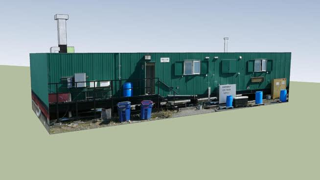 湿实验室 运货车厢 集装箱船 火车 垃圾车 大型拖车