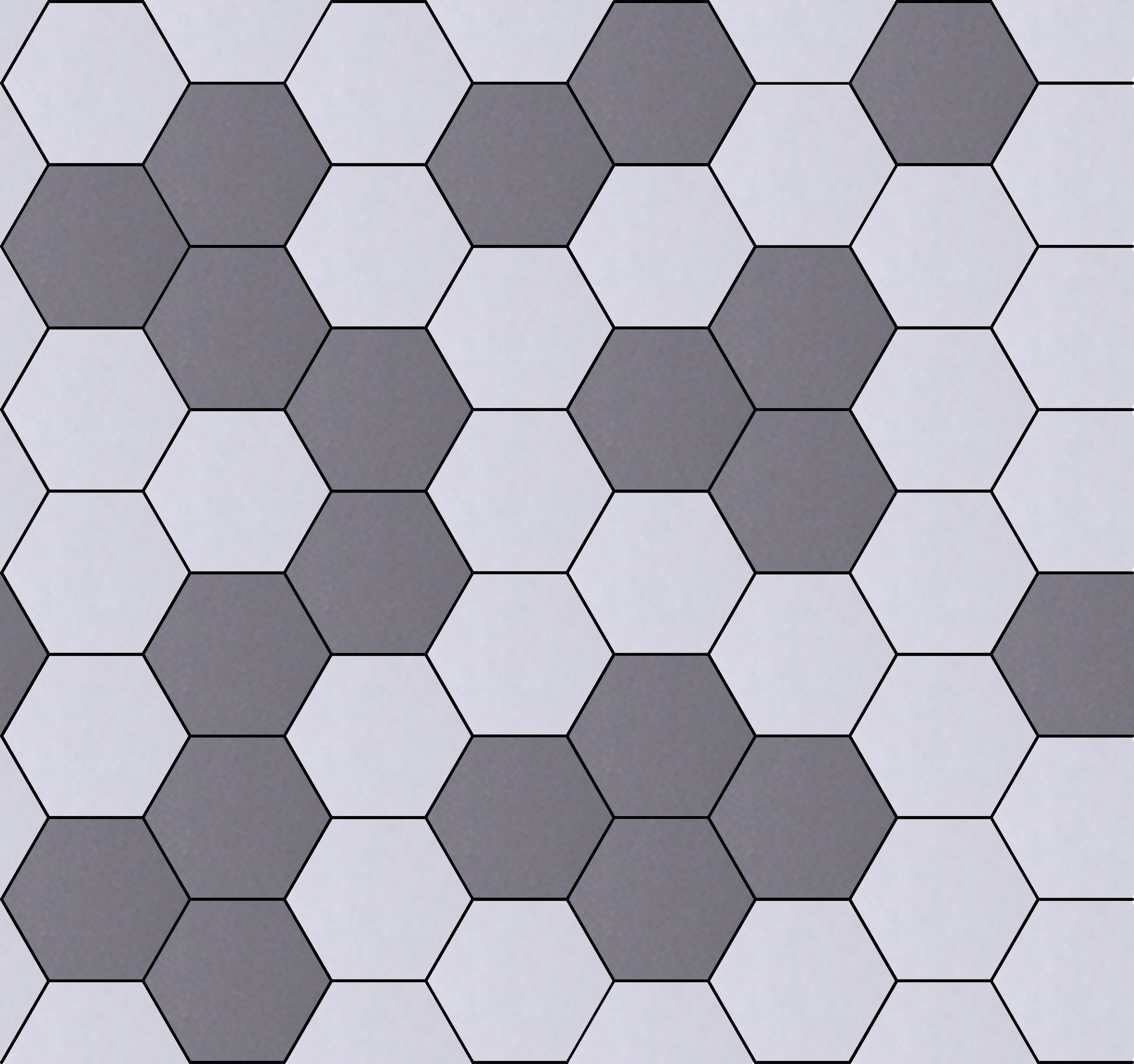 高清六角拼花砖