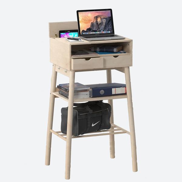 Ikea宜家 现代小书桌摆件