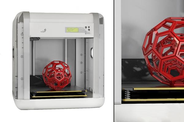 现代3D打印机3D模型