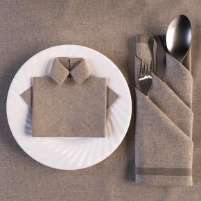现代刀叉餐具组合3D模型