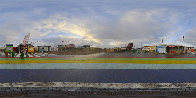 HDRI全景图片