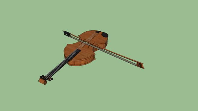 小提琴或中提琴 挂钟 蜻蜓 圆规 钥匙 波洛领带