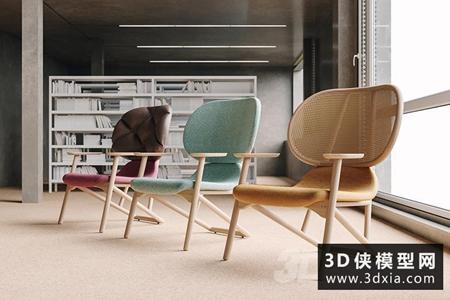 DXXI | KLARA椅子