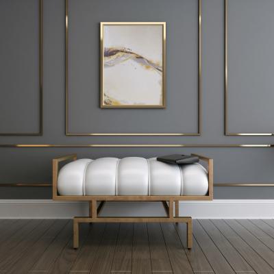 现代沙发凳 床尾凳