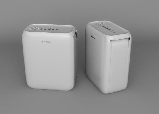 现代格力空气加湿器 空气净化器
