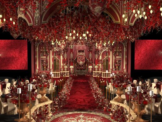 新古典宴会厅