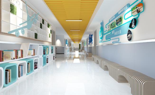 現代科技文化走廊