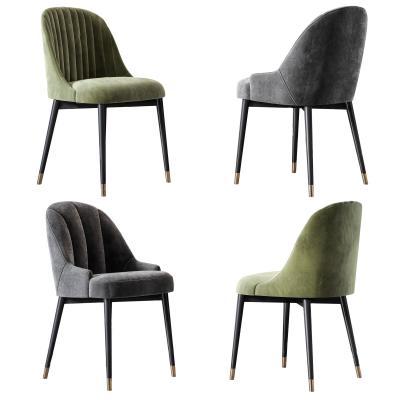 现代椅子组合 餐椅