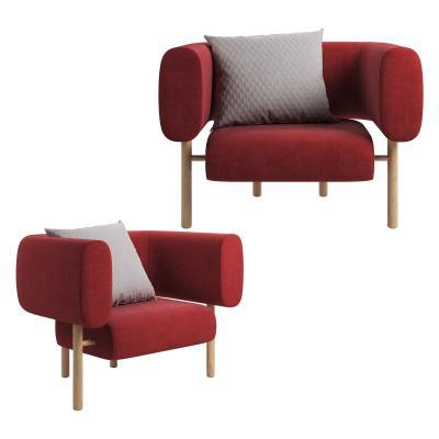 葡萄牙Domkapa MUSA现代单椅