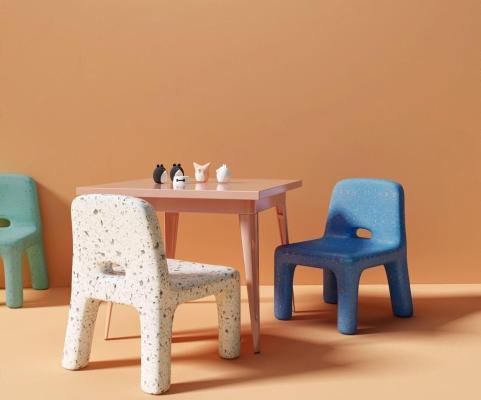 Norchair现代凳简约儿童凳