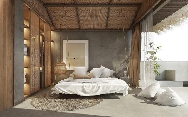 东南亚民宿卧室 客房