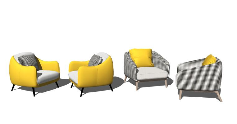 现代休闲椅 椅子