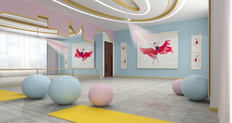 现代舞蹈教室