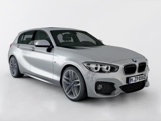 现代宝马1系两厢 BMW 1 Series 5 door 2016款