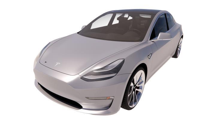 现代特斯拉汽车