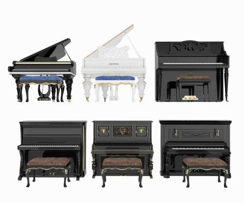 新古典钢琴组合