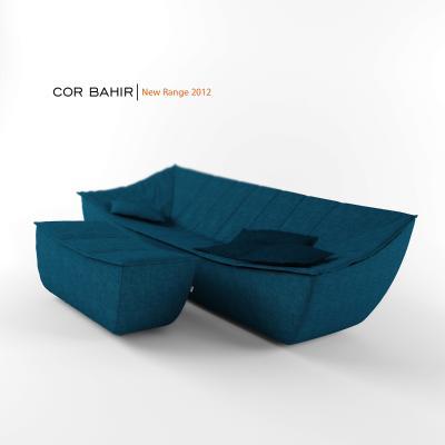 德国Cor Bahir现代休闲沙发