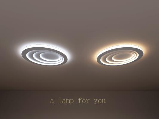 現代吸頂燈 LED燈